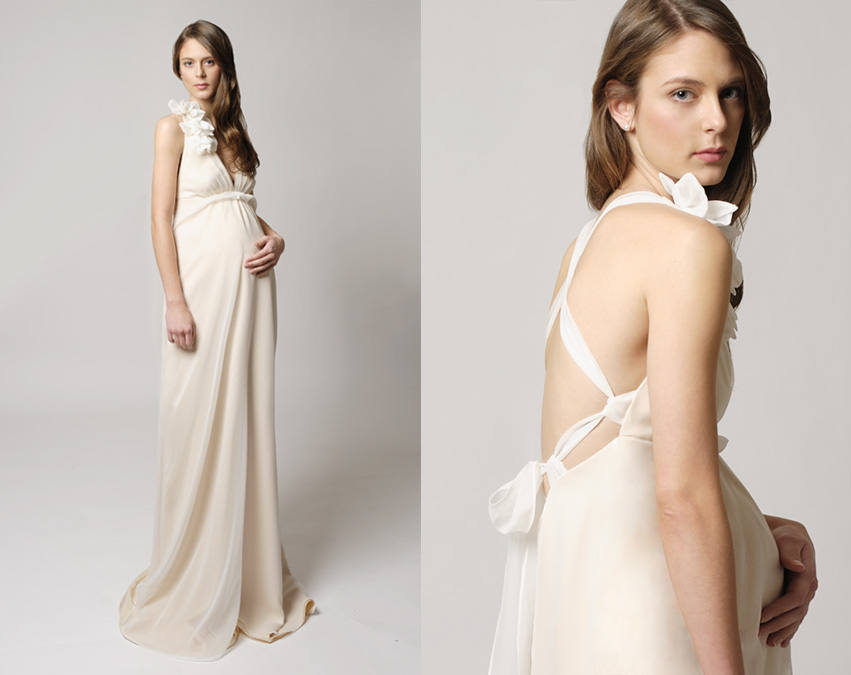 Maternity Wedding Dresses | Video & Pictures Gallery
