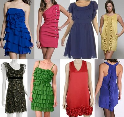 New Party Dresses 2017