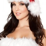 beautiful christmas hats accessories