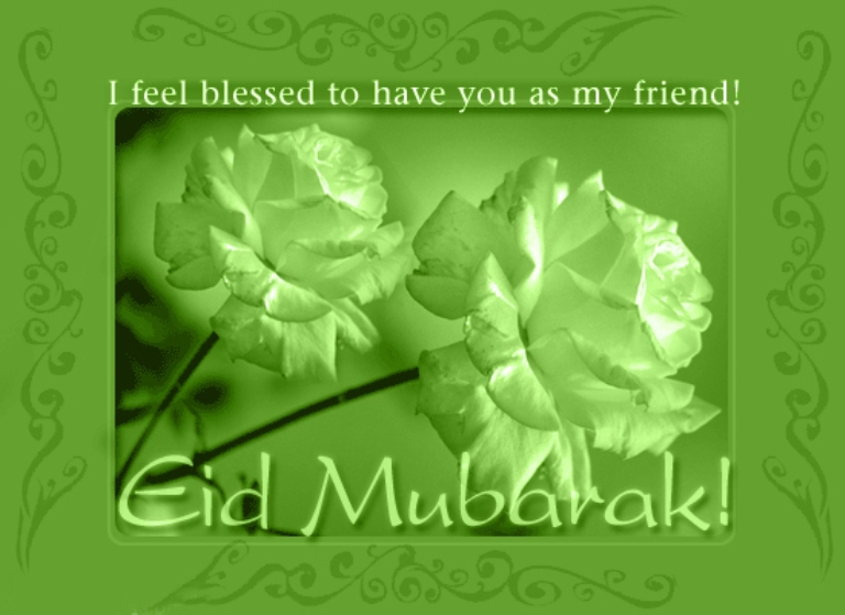 eid greeting cards Friend