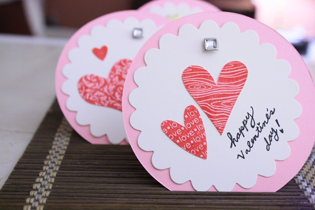 homemade valentine's day cards | video & pictures gallery, Ideas