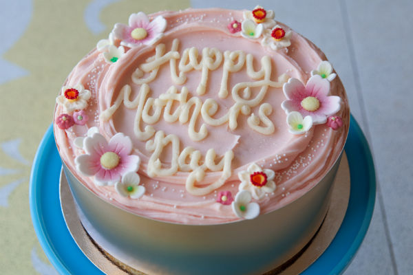 Video Pictures Gallery Mothers Day Cake