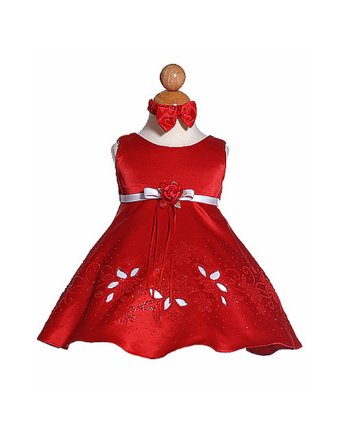 beautiful baby christmas dresses